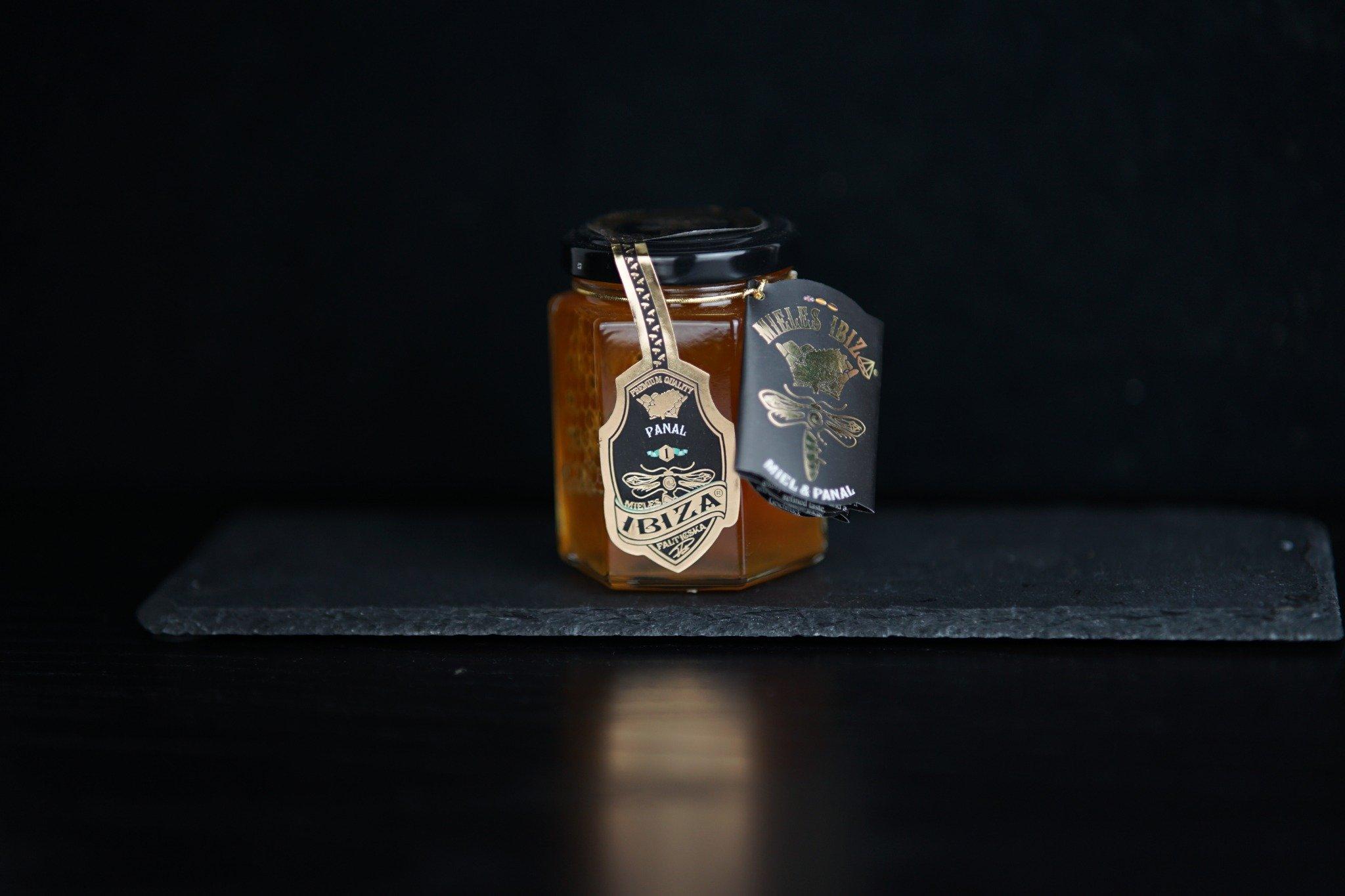 Miel de Ibiza con Panal